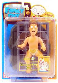 Family Guy Series 5 - Greased-Up Guy