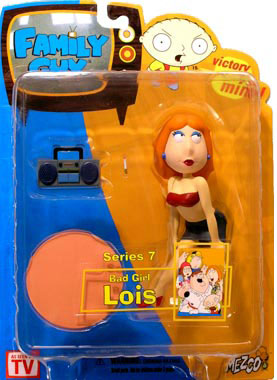 Family Guy Series 7 - Bad Girl Lois