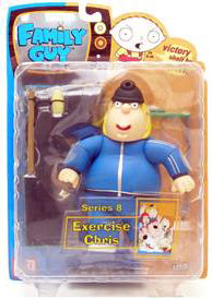 Family Guy Series 8 - Exercise Chris