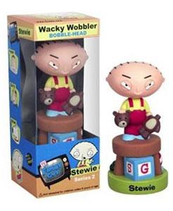 Stewie Wacky Wobbler Series 2