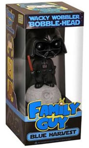 Wacky Wobble - Darth Stewie Full Mask