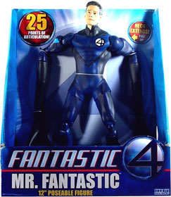 Mr. Fantastic 12-Inch