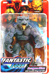 Fantastic Four Classic - Dragon Man