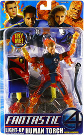Light-Up Human Torch Series 4
