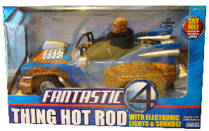 Thing Hot Rod - it Electronic Lights and Sound