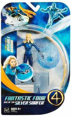 Rise of the silver Surfer: Force Field Invisible Woman