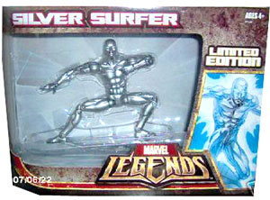 Marvel Legends Limited Edition Silver Surfer