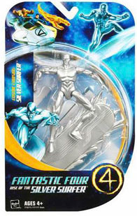 Cosmic Cruising Silver Surfer