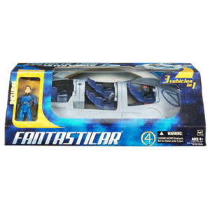 Fantastic Four Fantasticar Vehicle
