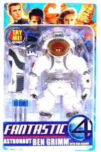 Astronaut Ben Grimm