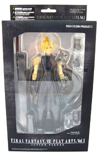 Final Fantasy VII - Cloud Strife Trading Arts