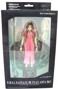 Final Fantasy VII -  Aerith Gainsborough Trading Arts