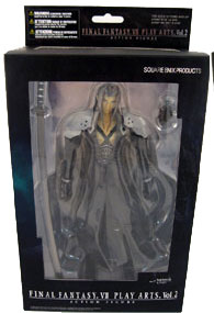Final Fantasy VII - Sephiroth Trading Arts