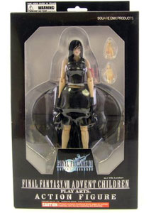 Final Fantasy 7: Advent Children - Tifa