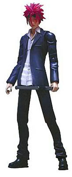 Final Fantasy VII Advent Children - Reno