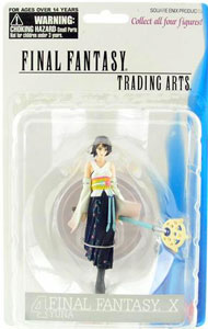 Final Fantasy X - 3.75 Inch Yuna Play Arts