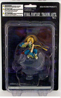 Final Fantasy IX Tradiing Arts - Zidane Tribal