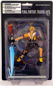 Final Fantasy X Trading Arts - Tidus