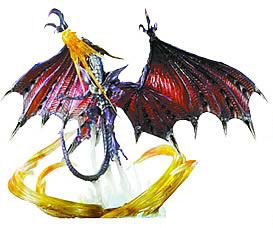 Final Fantasy Master Creatures - Bahamut