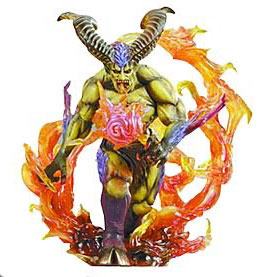 Final Fantasy Master Creatures - Ifrit