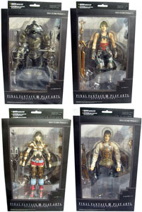 Final Fantasy XII Set of 4