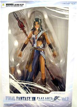 Final Fantasy XIII - Fang