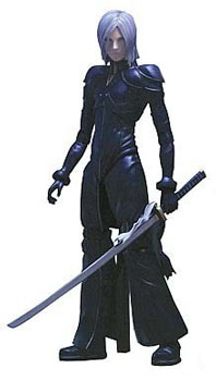 Final Fantasy VII Advent Children - Kadaj