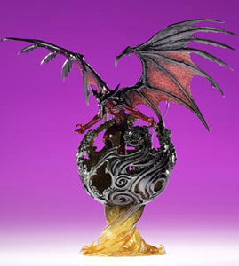 Final Fantasy Master Creatures 2 - Diabolos