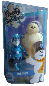 Frosty The Snowman - Jack Frost