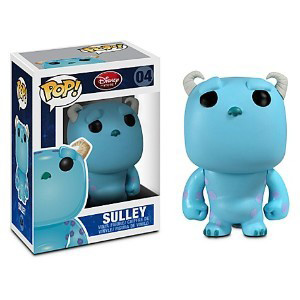 Funko Pop Disney - 3.75 Vinyl Monsters Inc Sulley