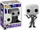Funko Pop Disney - 3.75 Vinyl Jack Skellington