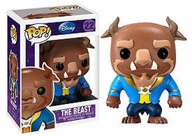 Funko Pop Disney - 3.75 Vinyl The Beast