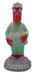 Dr Zoidberg - Wacky Wobbler