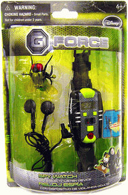 G-Force - Spywatch