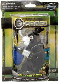 G-Force - Blaster [Hook,Spear,Net]