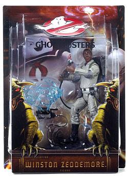 Ghostbusters Exclusive - Winston Zeddemore