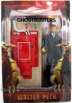 Ghostbusters Exclusive - Walter Peck