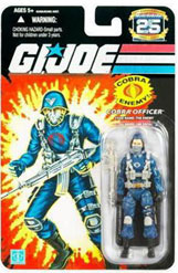 25th Anniversary - Cobra Officer