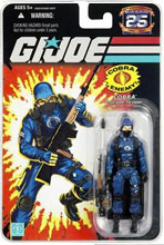 25th Anniversary - Cobra Officer Series 2