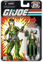 25th Anniversary - Cover Operations - Lady Jaye