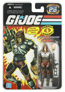 25th Anniversary - Master of Disguise - Zartan