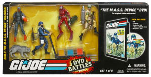 GI Joe Battle Packs - The M.A.S.S. (MASS) Device