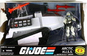 25th Anniversary Arctic H.I.S.S Vehicle with Arctic H.I.S.S Driver