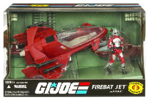 25th Anniversary - Firebat Jet with A.V.A.C