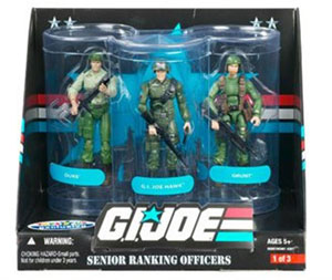 G.I. Joe Senior Ranking Officers - G.I. Joe Command