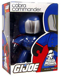 Mighty Muggs - Cobra Commander with Helmet