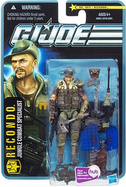 Pursuit of Cobra - Recondo