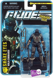 Pursuit of Cobra - Snake Eyes Ninja Commando