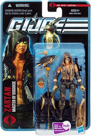Pursuit of Cobra - Zartan