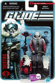 Pursuit of Cobra - Arctic Destro